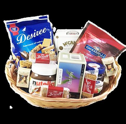 """The """"Warm & Cozy"""" Basket"""