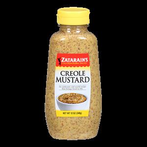 Zatarain's Creole Mustard (12 oz)