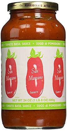 San Marzano Tomato Basil Sauce