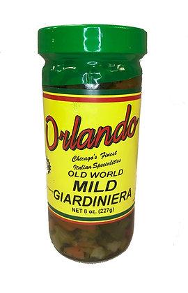 Orlando Mild Giardiniera (8 oz)