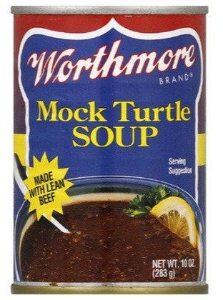 Worthmore Mock Turtle Soup