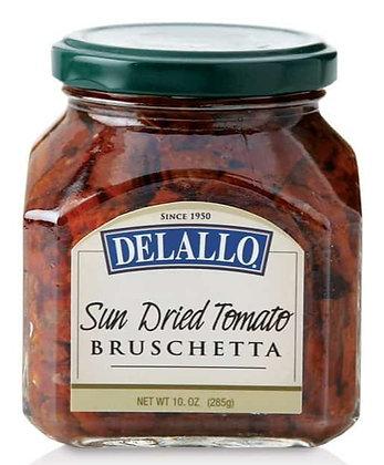 Delallo Sun Dried Tomato Bruschetta