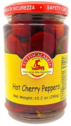 Tutto Calabria Hot Cherry Peppers