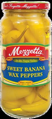 Mezzetta Sweet Banana Wax Peppers
