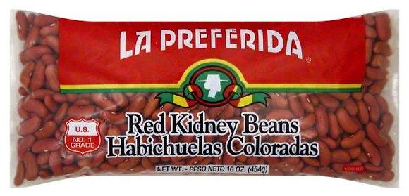 La Preferida Red Kidney Beans (dried)