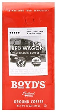 Boyd's Red Wagon Ground Coffee