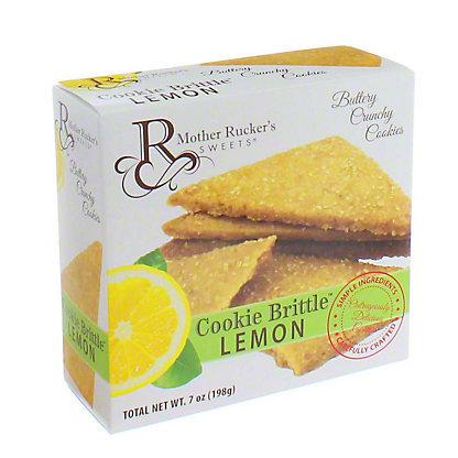 Mother Rucker's Lemon Brittle