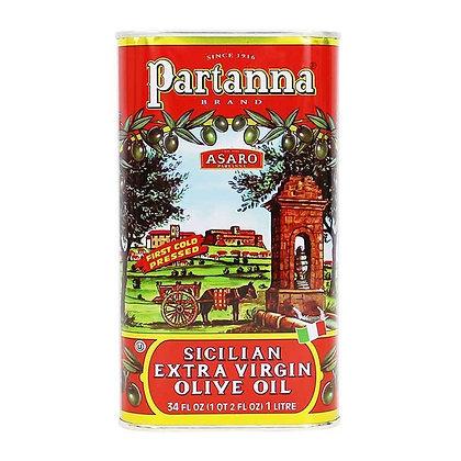 Partanna EVOO (34 oz)