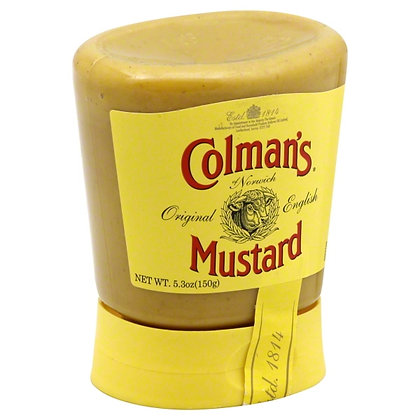 Colman's Squeeze Mustard
