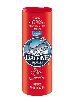 La Baleine Coarse Salt