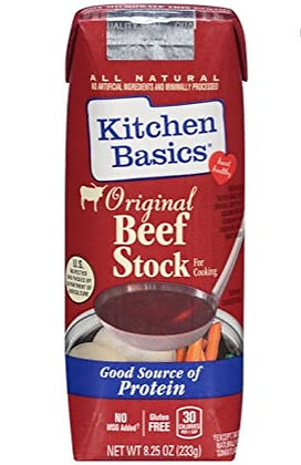 Kitchen Basics Beef Stock (8.25 oz)