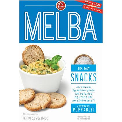 Old London Melba Sea Salt Toast