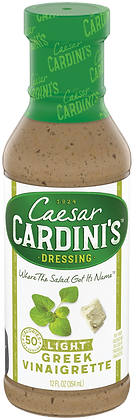 Cardini Light Greek Vinaigrette