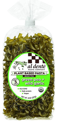 Al Dente Green Pea & Wild Garlic