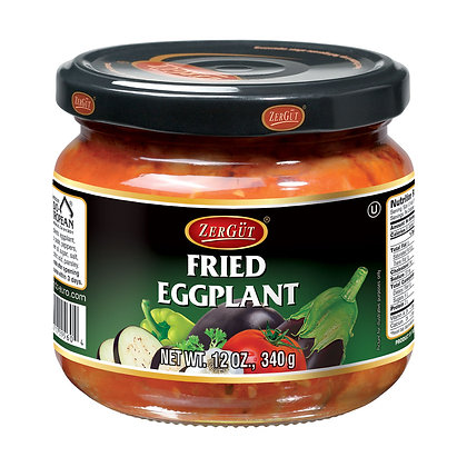 Zergut Fried Eggplant