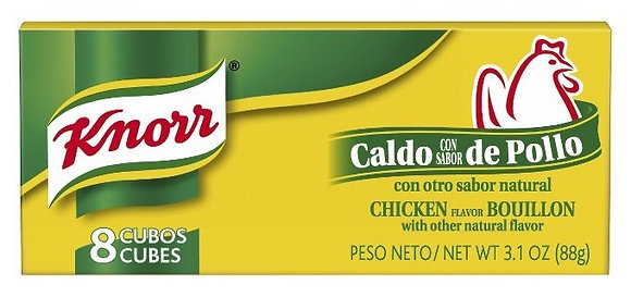 Knorr Chicken Bouillon (8-ct)