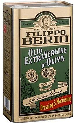 Berio Extra Virgin Olive Oil (3L Tin)
