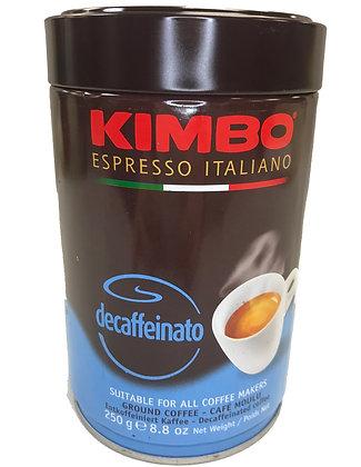Kimbo Decaf Ground Coffee