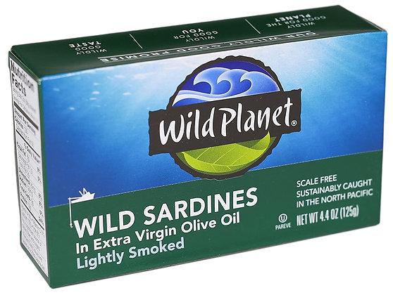 Wild Planet Sardines in Olive Oil