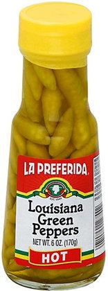 La Preferida Louisiana Green Peppers