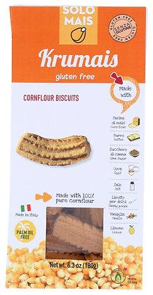 Solo Mais Gluten-Free Krumais