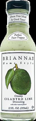 Brianna's Cilantro Lime