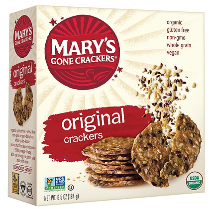 Mary's Original Crackers