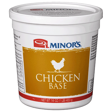Minors Chicken Base