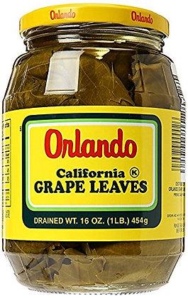 Orlando Grape Leaves (16 oz)