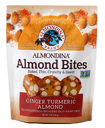 Almondina Ginger Turmeric & Almond