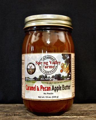 Spring Valley Farms Caramel Pecan Apple Butter