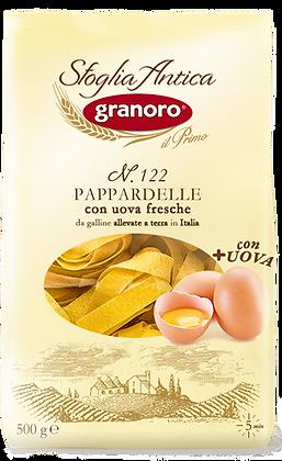 Granoro Egg Pappardelle #122