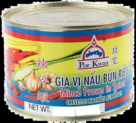 Por Kwan Minced Prawns in Spices