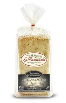 La Panzanella Black Pepper Croccantini