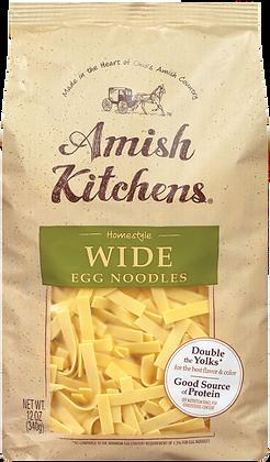 Amish Kitchen Wide Egg Noodles