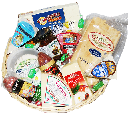 The Cheese Lovers Basket