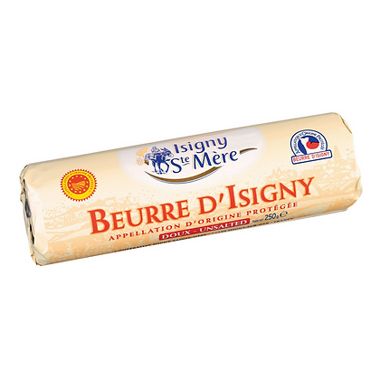 Isigny St. Mere Unsalted Butter