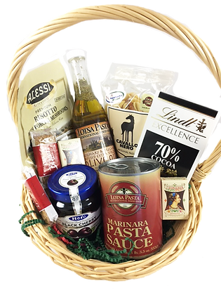 "The ""Friendship"" Basket"