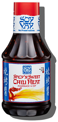 Soy Vay Spicy & Sweet Marinade & Sauce