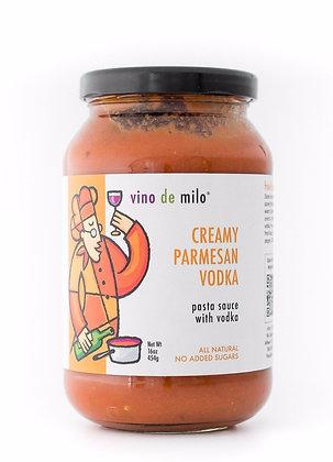 Vino de Milo Creamy Parmesan Vodka (12 oz)