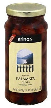 Krinos Kalamata Olives (1 lb)