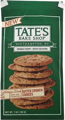 Tate's Butter Crunch Cookies