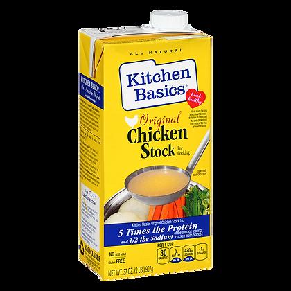 Kitchen Basics Chicken Stock (32 oz)