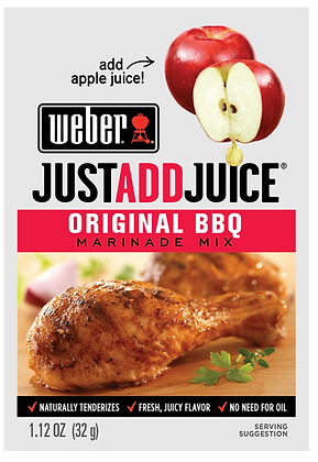 Weber Original BBQ Marinade Mix