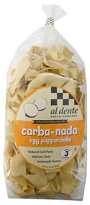 Al Dente Carba-Nada Egg Pappardelle