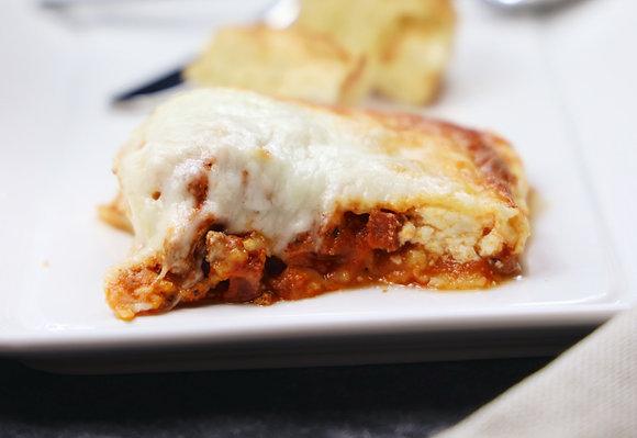 Meat & Cheese Lasagna (small)
