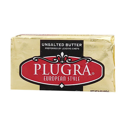 Plugra Unsalted Butter