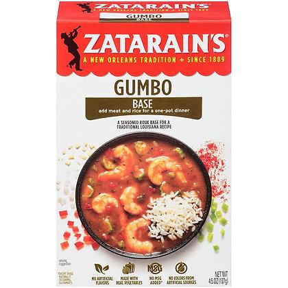 Zatarain's Gumbo Base