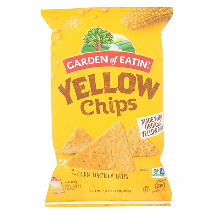 Garden of Eatin Yellow Chips