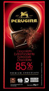 Perugina 85% Extra Dark Bar